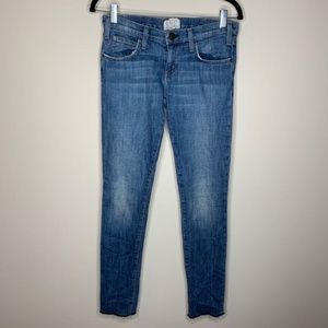 Current/Elliott The Rolled Skinny Anchor Jeans 26